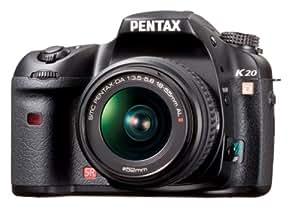 PENTAX デジタル一眼レフカメラ K20D レンズキット(K20D+DA18-55II)