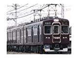 Nゲージ 4098 阪急7000/7300系 (旧塗装) 6輌編成基本セット (塗装済完成品)