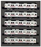 グリーンマックス Nゲージ 4360 東急8090系前期形大井町線 5両編成セット (動力付き)