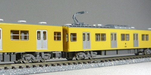 Nゲージ 4148 西武2000系 初期車中間4輛 (塗装済完成品)