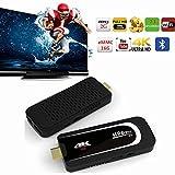 H96 Pro H3 Android 7.1 TVスティックAmlogic S905X 2GB RAM 16GB ROMクアッドコア2.4GHZ / 5.0GHZ WIFI HDMI 4K * 2K