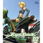 RIDEBACK 02 [Blu-ray]