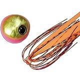 JACKALL(ジャッカル) ルアー ビンビン玉 スライド 60g ピンクゴールド/艶色オレンジ