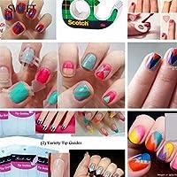 Fashion Nail Sticker Printing Nail Paper Nail Art Decoration DIY Nail Tool Nail Sticker Nail Ornament Trendy DIY