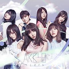 AKB48(岡田奈々)「コイントス」のジャケット画像