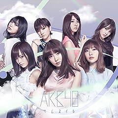 AKB48(入山杏奈・加藤玲奈・小嶋陽菜)「誕生日TANGO」のジャケット画像