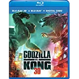 Godzilla Vs. Kong 3D [Blu-ray]