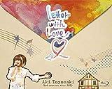 豊崎愛生 2nd concert tour 2013 『lett...[Blu-ray/ブルーレイ]