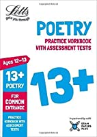 Letts 13+ Poetry - Practice Workbook with Assessment Tests: For Common Entrance (Letts Common Entrance Success)