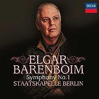 Elgar: Symphony No.1 in A Flat Major, Op.55 by Staatskapelle Berlin (2016-08-03)