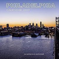 Philadelphia Calendar 2019: 16 Month Calendar
