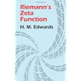 Riemann's Zeta Function (Pure and Applied Mathematics (Academic Press), 58.)