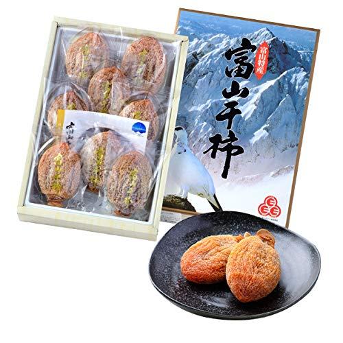 富山干柿 小箱サイズ3L×8個入り