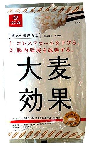 大麦効果1パック(60g×6袋) メール便発送