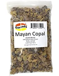 Govinda – マヤCopal ( gold-black ) Incense樹脂1 lb