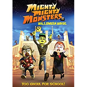 Mighty Mighty Monsters: Halloween Havoc [DVD] [Import]