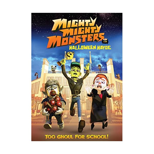 Mighty Mighty Monsters: ...の商品画像