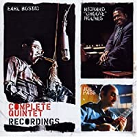 Comp. Quintet Recordings by Earl Bostic
