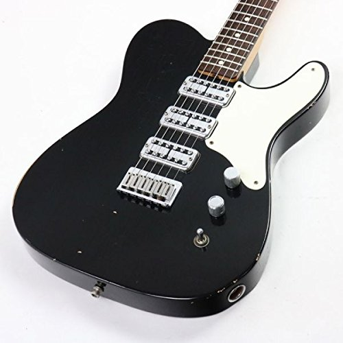Fender Custom Shop/Limited Cabronita 3PU Relic Mod Black