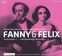Hensel/Mendelssohn: Fanny & Fe