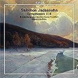 ザーロモン・ヤーダスゾーン:交響曲 第1番-第4番[2CDs]