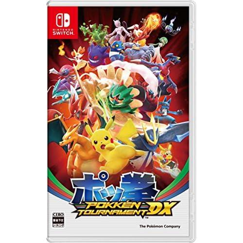 ポッ拳 POKKEN TOURNAMENT DX (【早期購入特典】 「ポッ拳 DX 虎の巻」 同梱)