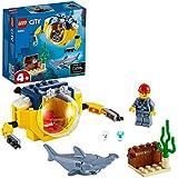 LEGO City Ocean Mini-Submarine 60263 Building Kit