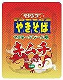 ペヤング マヨネーズソース風 キムチ焼そば 111g ×18食