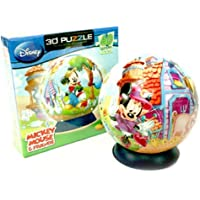3d Puzzle - 6inch mickey and animal farm