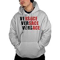 2018 New Hoodie Versace Pullover Sweatshirt Hooded Sweatshirt Hoodie S-2XL