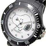 腕時計 トイウォッチ ブラック COD107 ボーイズ スヌーピー画像②