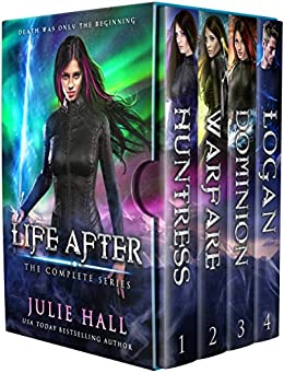 Life After: The Complete Series by [Hall, Julie]