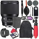 Sigma 85mm f / 1.4DG HSM Artレンズfor Nikon +アクセサリーバンドル