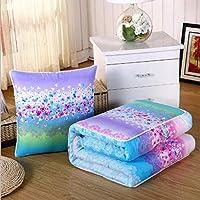 枕キルト枕とキルトの兼用夏のクールなキルト