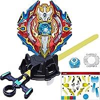 JJQ-TOYS Burst BB-92 Starter Zeno Excalibur .M.I (Xeno Xcalibur .M.I) With Launcher Kids Toys Metal Plastic Fusion 4D Gift Toys For Children