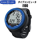 【アクアラング】AQUALUNG i100 ダイブコンピュータ ブルー 【838111】