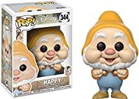 Snow White Funko POP! Disney Happy Vinyl Figure #344 [並行輸入品]