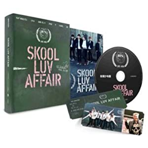 BTS(防弾少年団) 2ndミニアルバム - Skool Luv Affair (韓国盤)