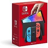 Nintendo Switch(有機ELモデル) Joy-Con(L) ネオンブルー/(R) ネオンレッド