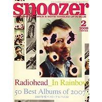 snoozer (スヌーザー) 2008年 02月号 [雑誌]