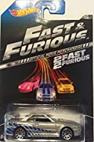 2014 Hot Wheels Fast & Furious 3/8 - Nissan Skyline GT-R (R34)