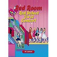 """【早期購入特典あり】Red Velvet 1st Concert """"Red Room"""" in JAPAN"""
