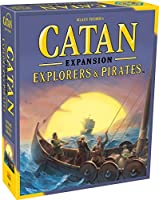 Catan: Explorers & Pirates Expansion 5th Edition [並行輸入品]