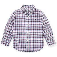 ラルフローレンの子供服 [POLO RALPHLAUREN] ベビー 男の子 ボタンダウンシャツ 90cm [並行輸入品]