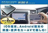 ProssJapan WiMI8 Wi-Fiミラーコンバーター