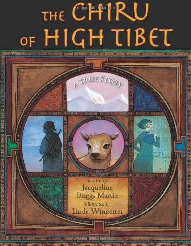 The Chiru of High Tibet: A True Story (English Edition)