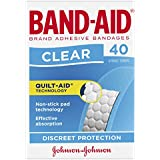 Band-Aid Clear Strips 40