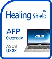 Healingshield スキンシール液晶保護フィルム Oleophobic AFP Clear Film for Asus Laptop UX32