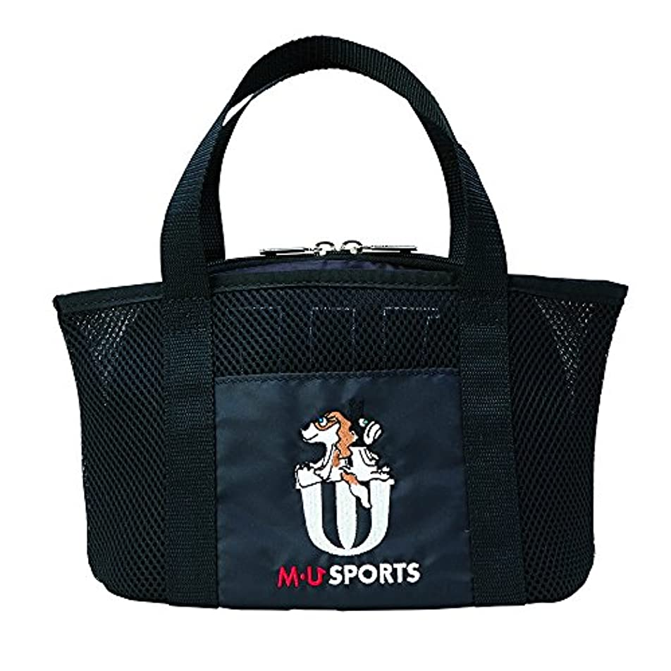 コンプリート役立つ物質MU SPORTS(エム ユースポーツ) シューズケース 703W2012 バッグインバッグ