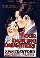 Our Dancing Daughters [DVD] [Import]